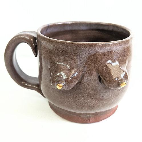 Sheramic - Chocolate Lady Mug