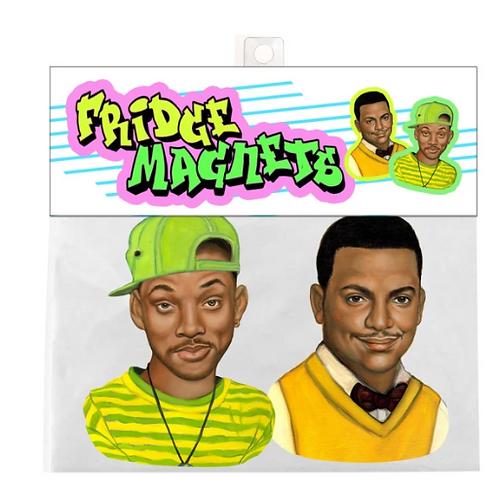 Andrea Hooge - Fresh Prince Magnets Pack