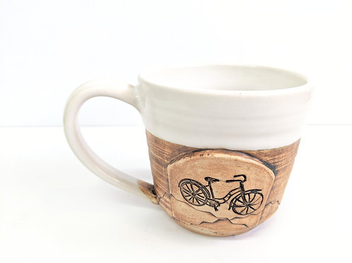 Restless Winds - Bicycle Mug
