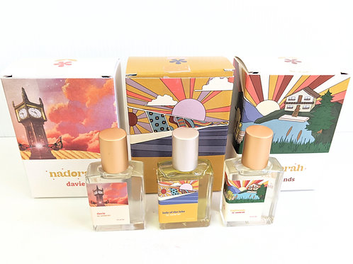 Nadorah - Perfume Oil