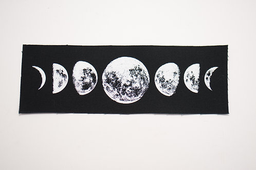 Brutally Beautiful - Moon Cycles Patch