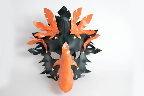 Karmyc Designs - Leather Bird Mask