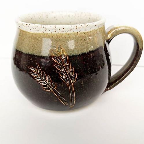 Tiny Cat Pottery - Tumbleweed Mug