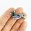 Thumbnail: FoldIT Creations - Enamel Origami Bunny Pin