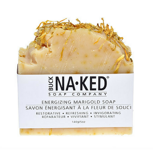 Buck Naked Soap Co. - Energizing Marigold Soap