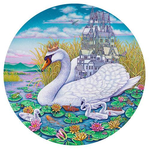 Brandy Masch - Swan Print