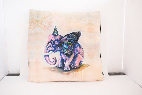 Phresha - 'Monarch of the Mammoths' Pillowcase