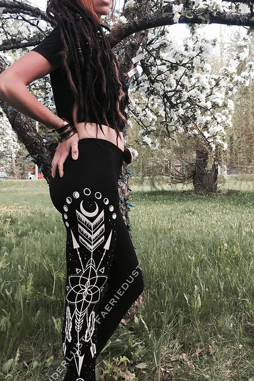 Wanderlust & Faeriedust - Arrows Leggings