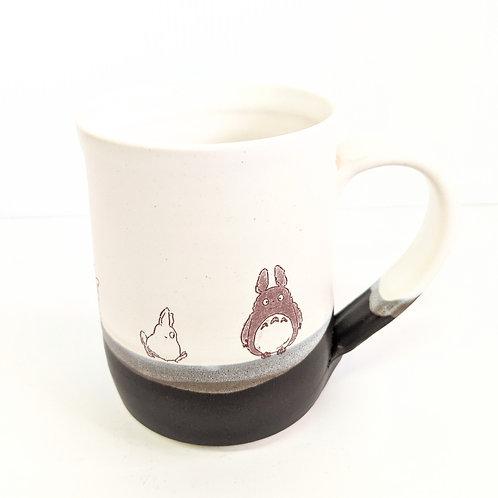 Tiny Cat Pottery - Totoro Mug
