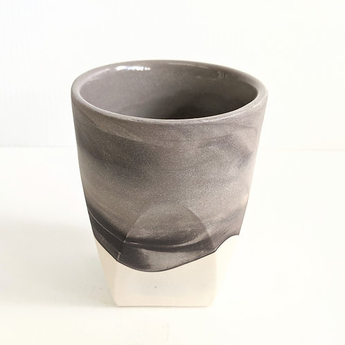 Rachael Kroeker Ceramics - Square Bottom Cup