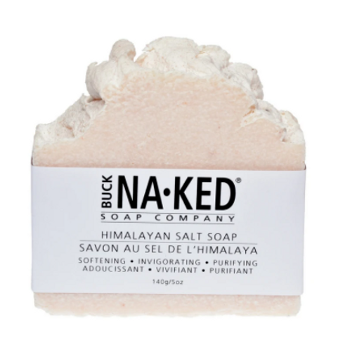 Buck Naked Soap Co. - Himalayan Salt Soap