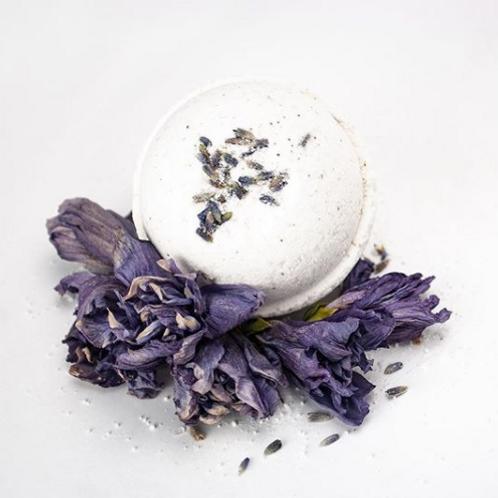 Flury Naturals - Lavender Lift Bath Bomb