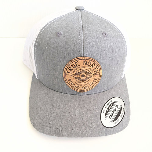 Republic West - True North Snapback Hat