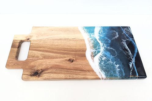 Rebecca Emily - Oceanscape Charcuterie Board
