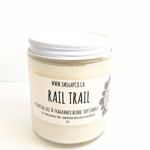 SM Soap Co. - Rail Trail Candle