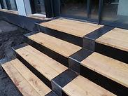 terrasse bois, pergola, menuiserie exterieure