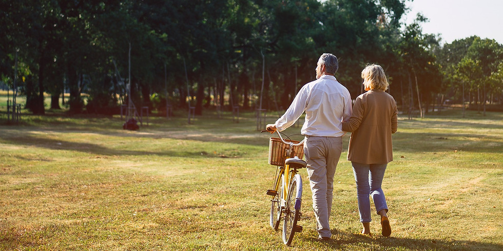 Aging Well, Creating Your Path Forward
