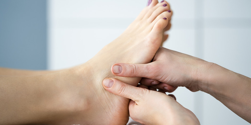 Spring 2021 Lunch and Learn Series, Session 5: Aging Better with Reflexology