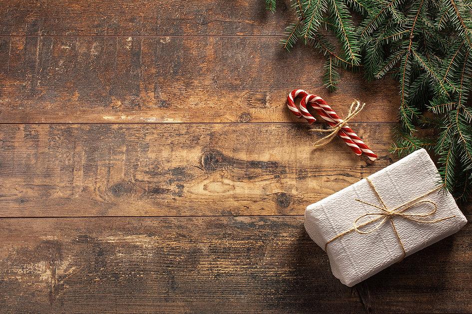 bigstock-Christmas-Rustic-Greeting-Card-