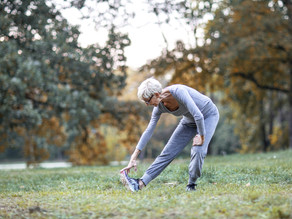 Should I continue with a fitness program if I have been diagnosed with Osteoporosis?