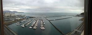 Otaru, Hokkaido, View of Port