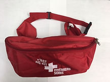 Personal First Aid Kit Fanny Pack