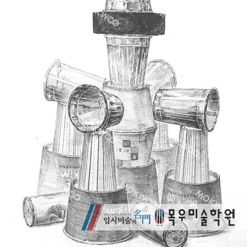 2017학년도 계원예고 합격생 평소작