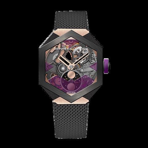 moon phase watch design
