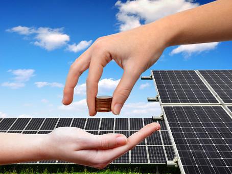 Investimentos em energia FV aliviam contas na retração econômica