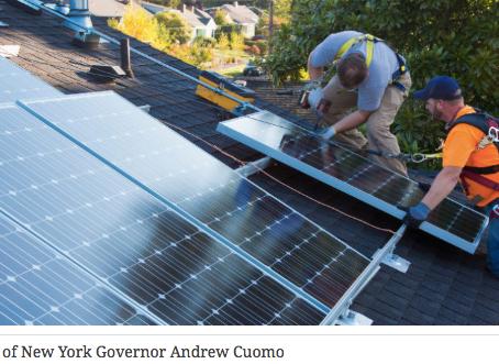 Google cria uma ferramenta digital para calcular o potencial de energia solar das cidades
