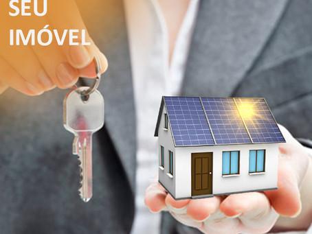 Valorize seu imóvel com energia Fotovoltaica
