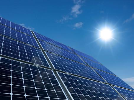 Como podemos obter eletricidade do sol?