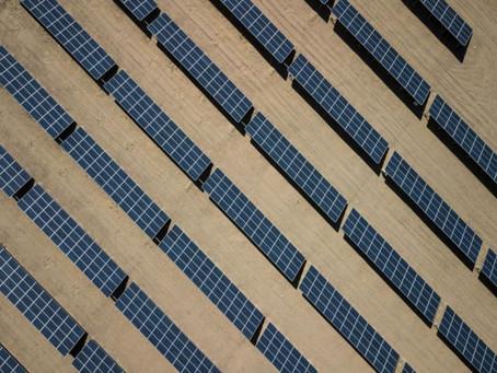 Retorno global do investimento em energia renovável é 7 vezes maior do que os combustíveis fósseis