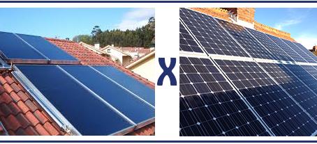 Qual a diferença entre Energia  Solar Fotovoltaica e Energia Solar Térmica?