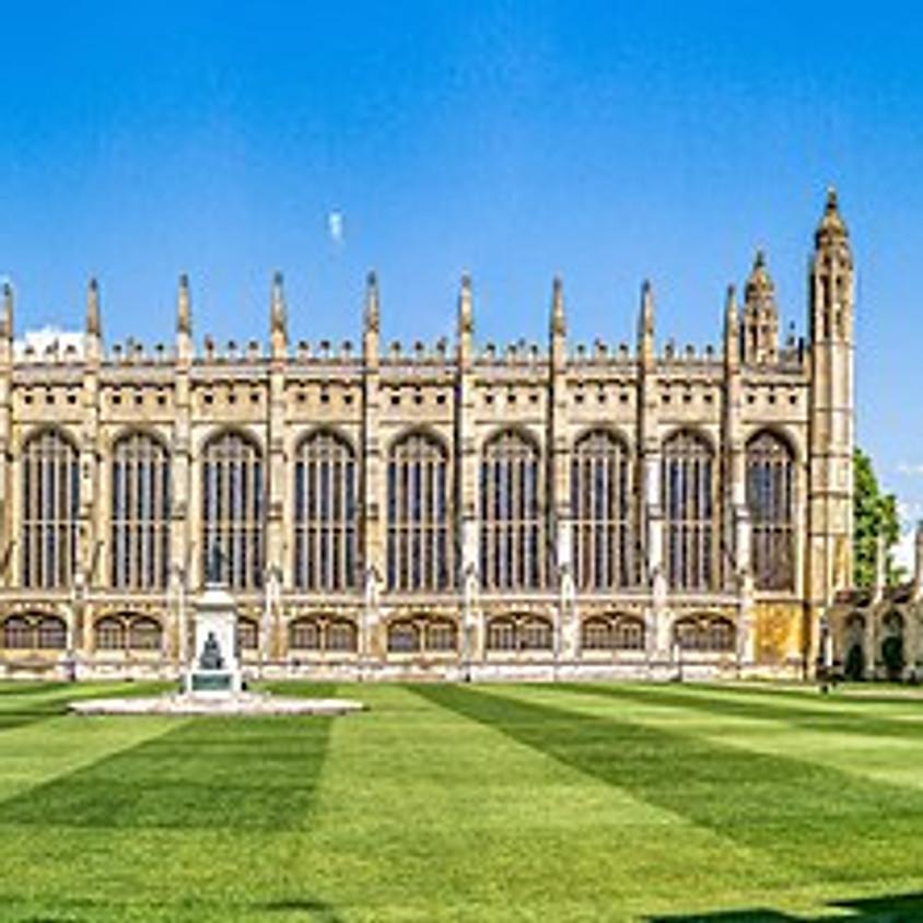 Manoscritti medievali inglesi (in diretta da Cambridge)