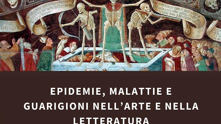 Epidemie, malattie e guarigioni nell'arte e nella letteratura  (1)