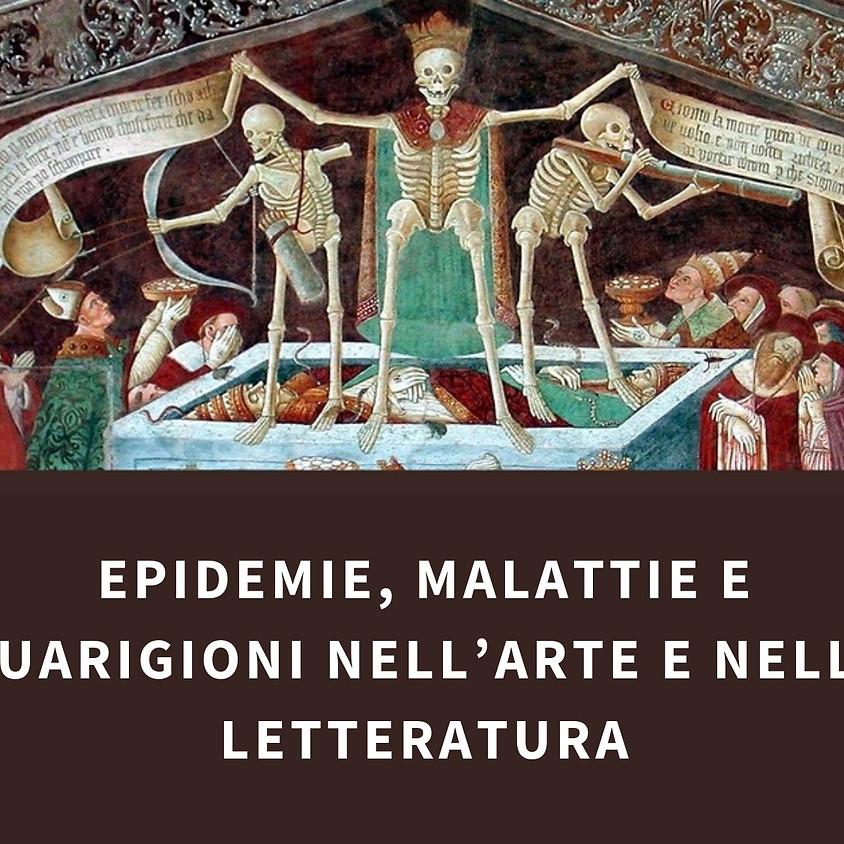 Epidemie, malattie e guarigioni nell'arte e nella letteratura