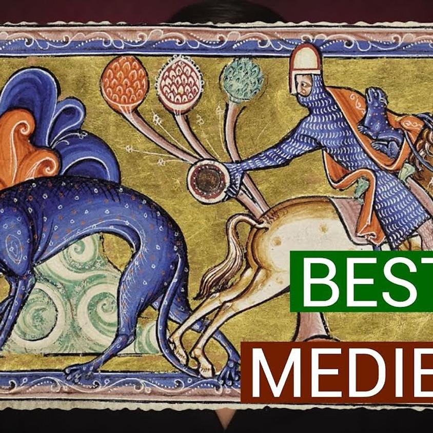 Bestiari medievali rubati nell'Ottocento