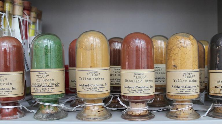 Inchiostri, pergamene, pigmenti e coloranti antichi