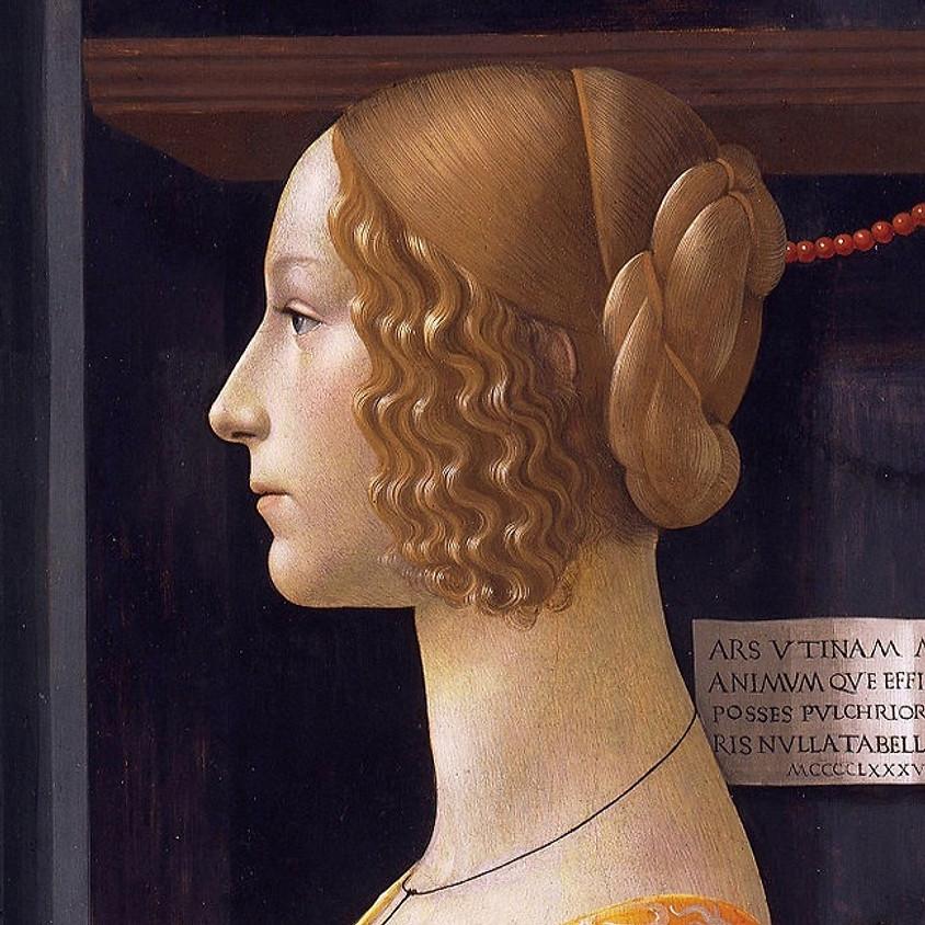 Eteree muse: Giovanna di Maso degli Albizzi (1468-1488)