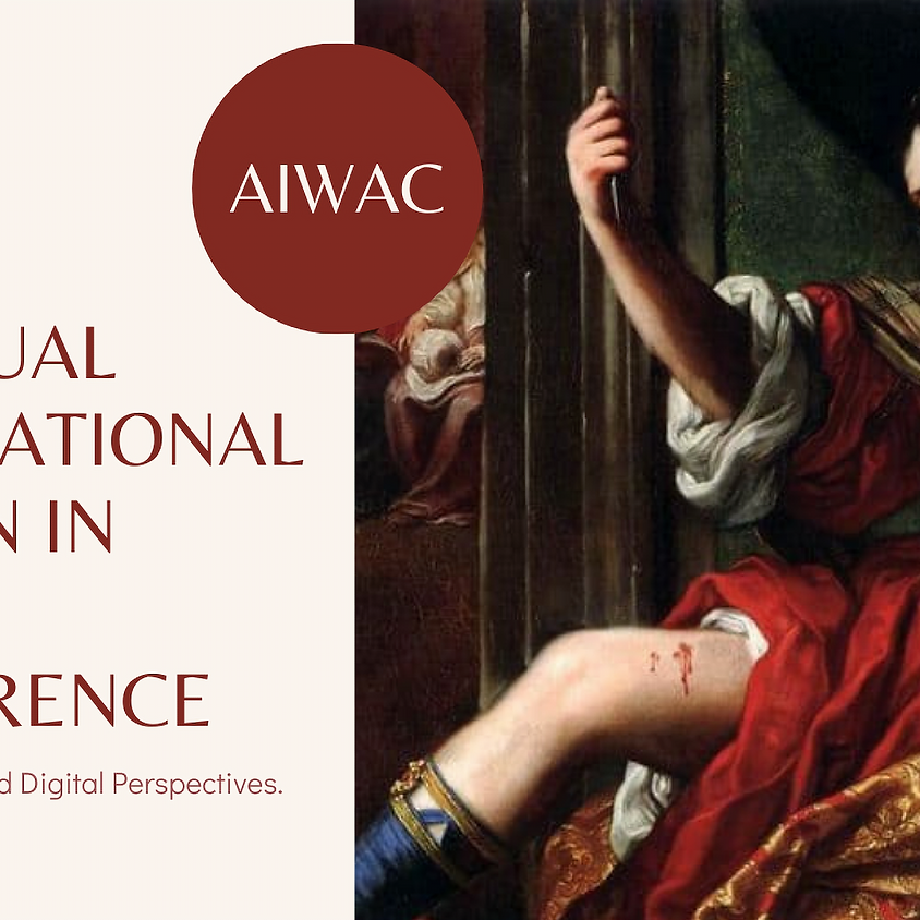 FIRST ANNUAL INTERNATIONAL WOMEN IN ARTS CONFERENCE