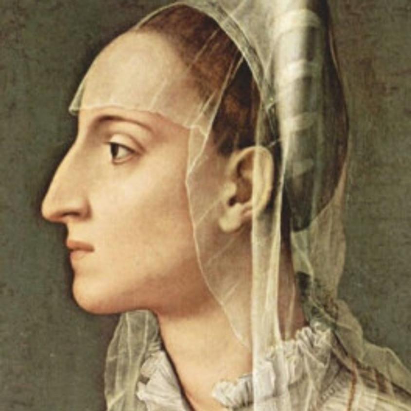 Il ritratto di Laura Battiferri e la bellezza interiore STREAMING GRATUITO
