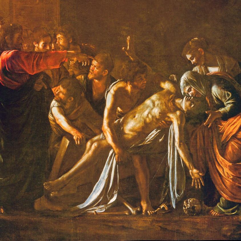 Malattie, miracoli e guarigioni ai tempi di Caravaggio