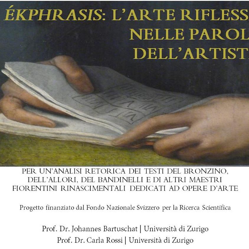 Ekphrasis | Presentazione del progetto di ricerca