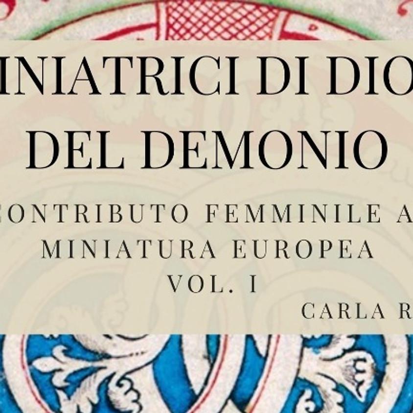 Uscita del volume MINIATRICI DI DIO E DEL DEMONIO