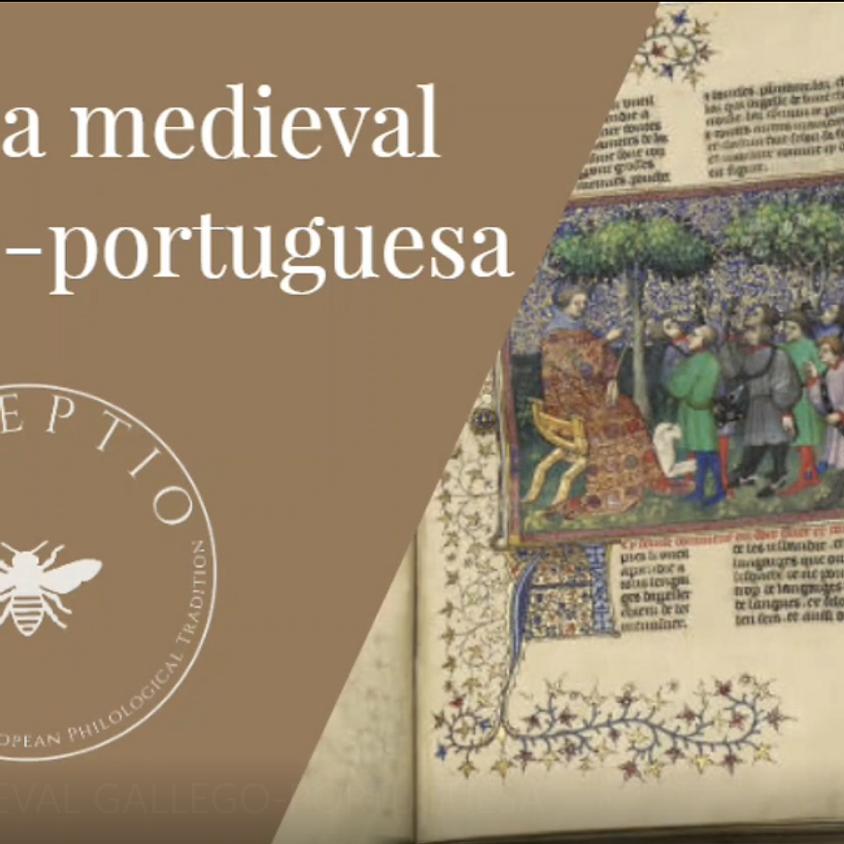 LA LÍRICA MEDIEVAL GALLEGO-PORTUGUESA