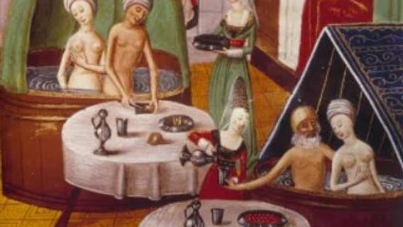 Arte d'amare e sesso nel Medioevo