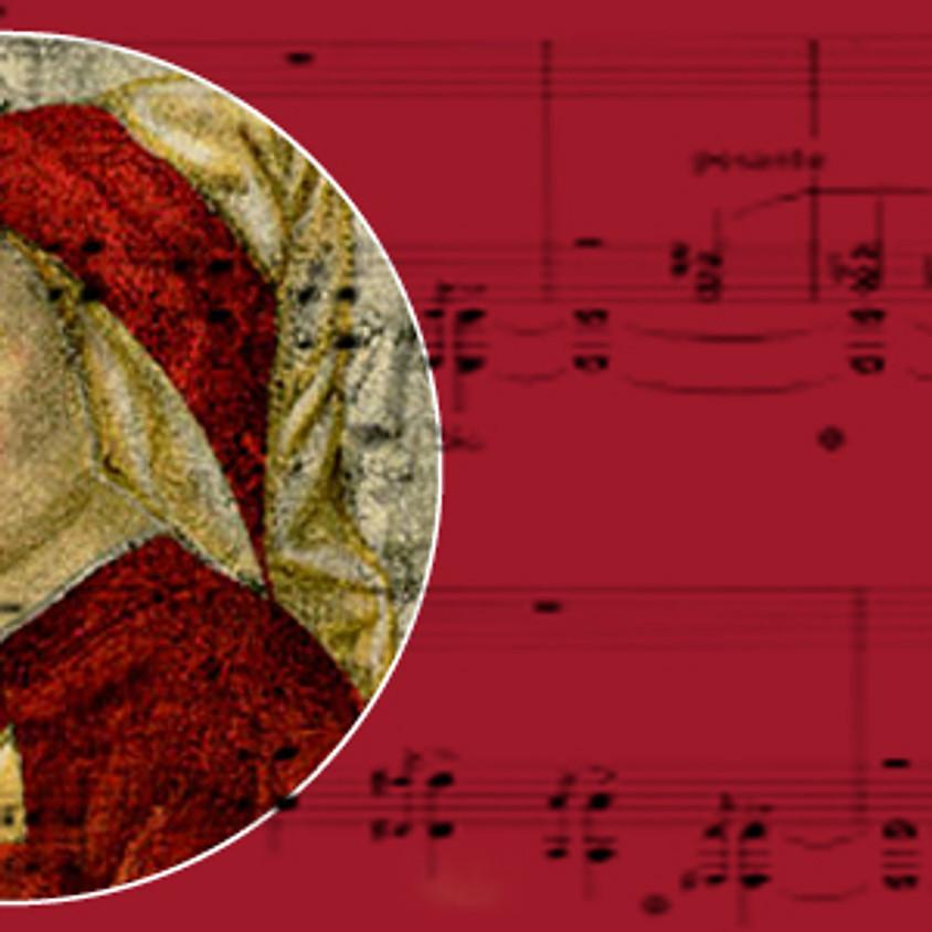 RIMANDATO La musica nella Divina Commedia