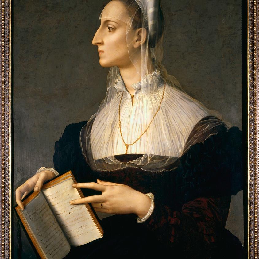 Canale dedicato ad Agnolo di Cosimo, detto il Bronzino
