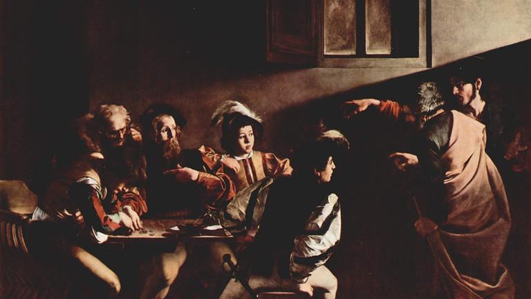 """Convegno """"Il problema Caravaggio"""""""
